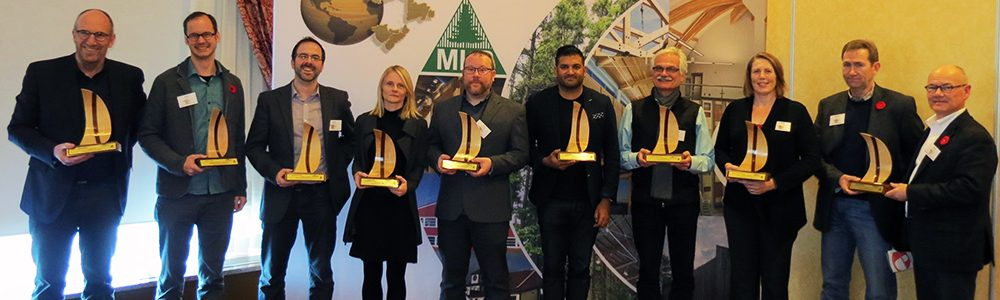 2016 Wood Design Award Winners